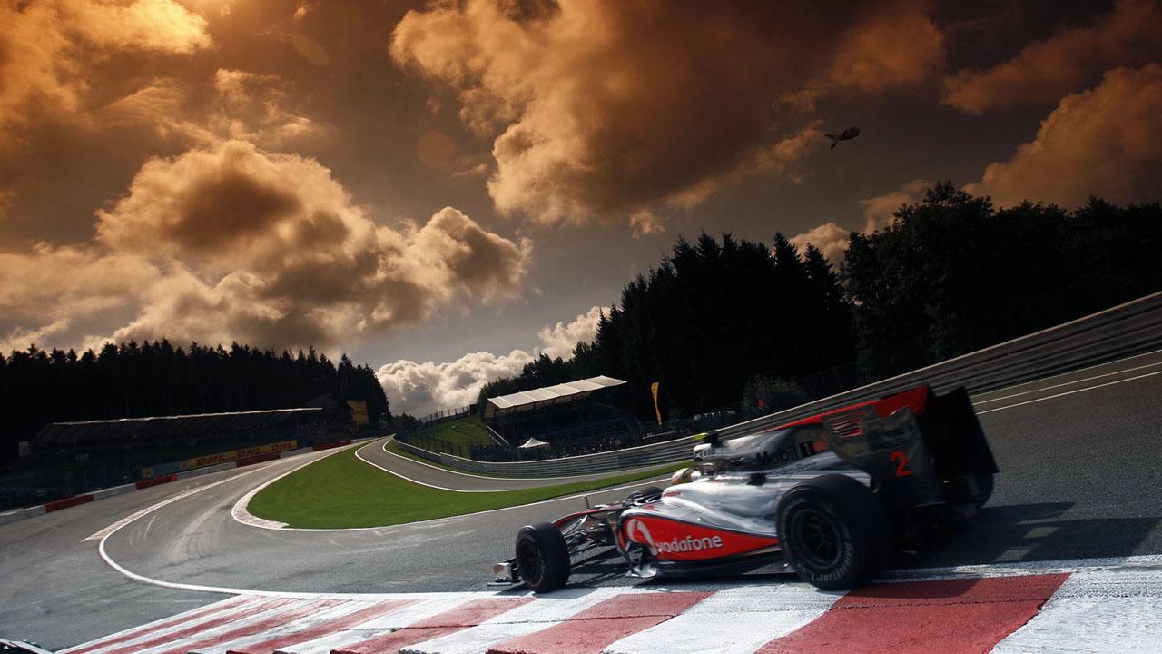 McLaren F1 в Спа
