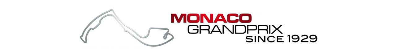 Логотип Monaco Grand Prix