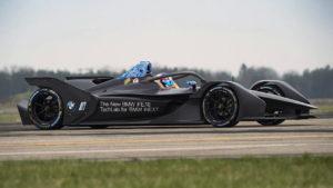 Первый болид BMW для Formula E