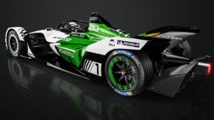 Virgin Racing и Audi e-tron