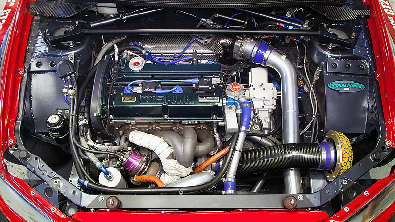 Двигатель HKS CT230R