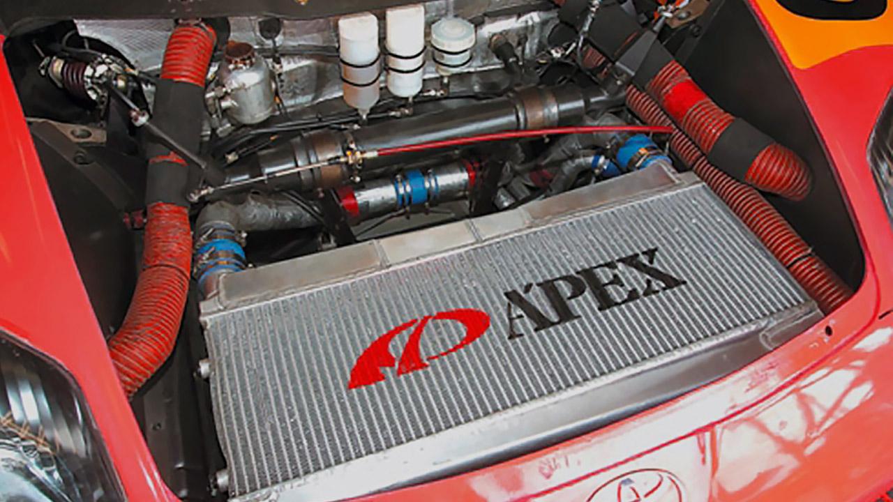 Двигатель Racing MR2 W30