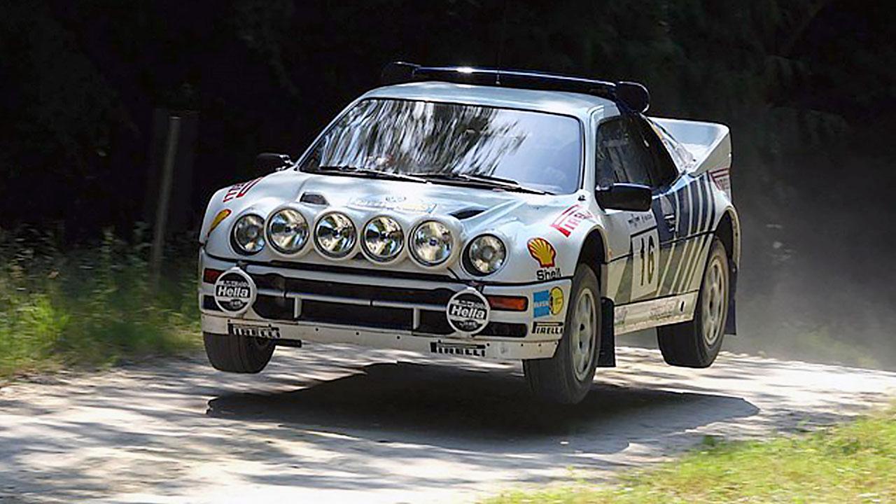 Форд РС200