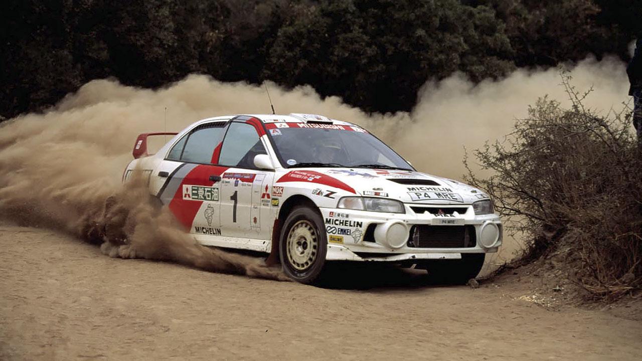 Mitsubishi Evo IV WRC