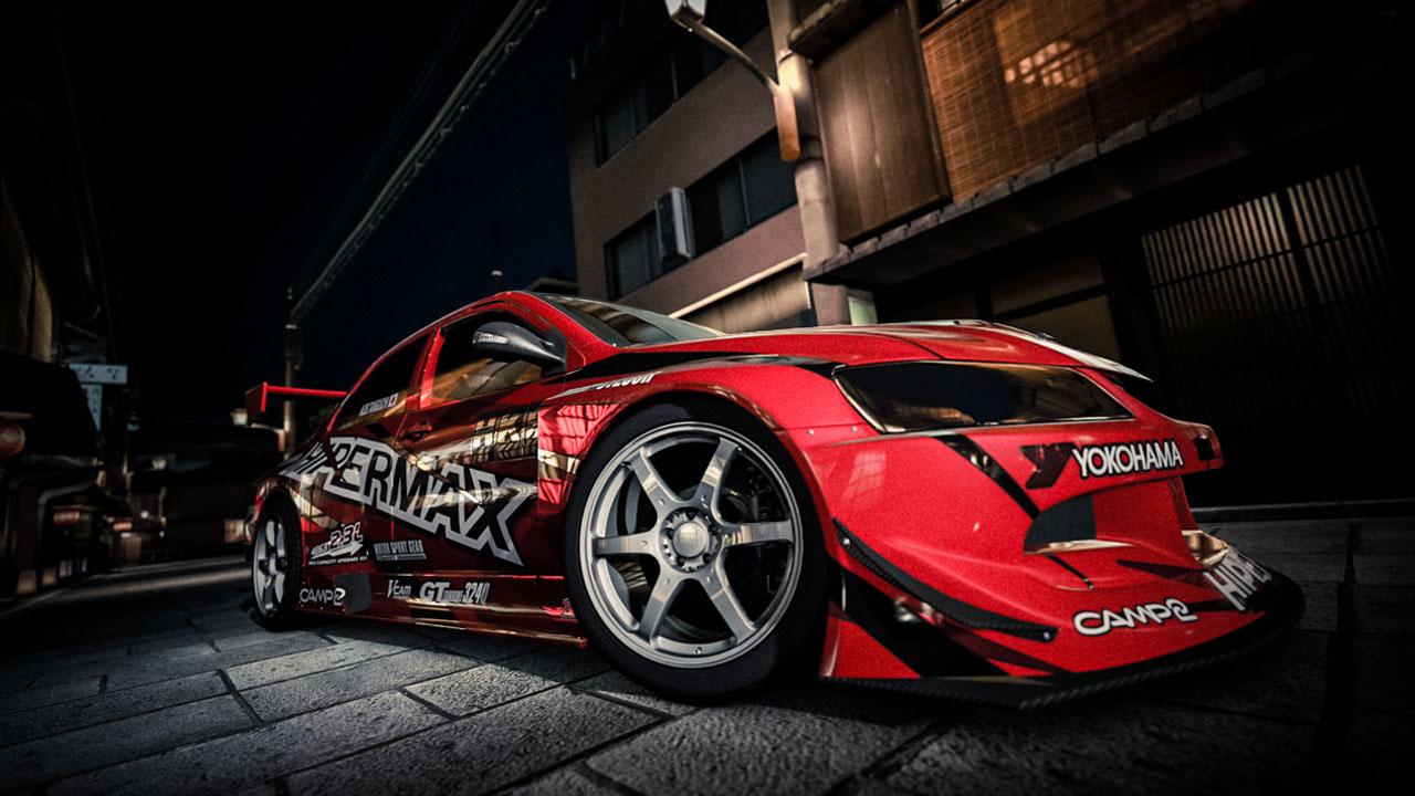 Mitsubishi HKS HIPERMAX