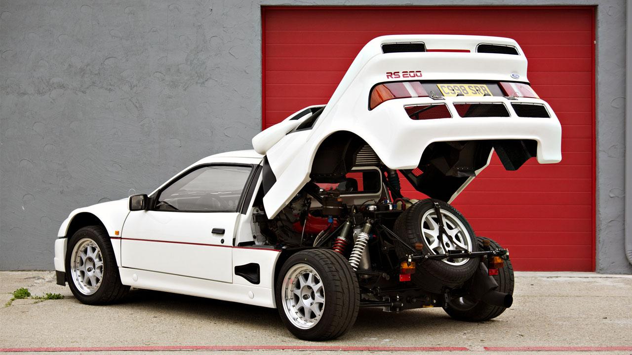 Один из 200 RS200