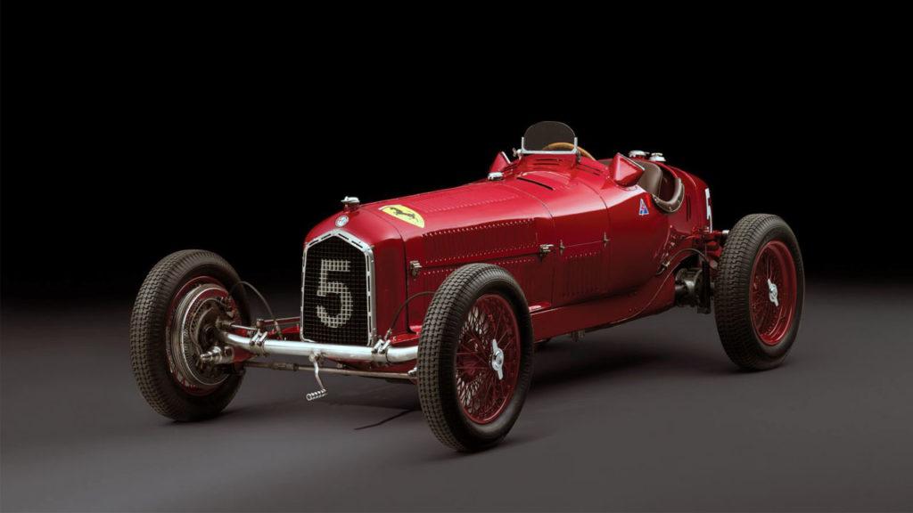 Scuderia Ferrari Alfa-Romeo Tipo B P3