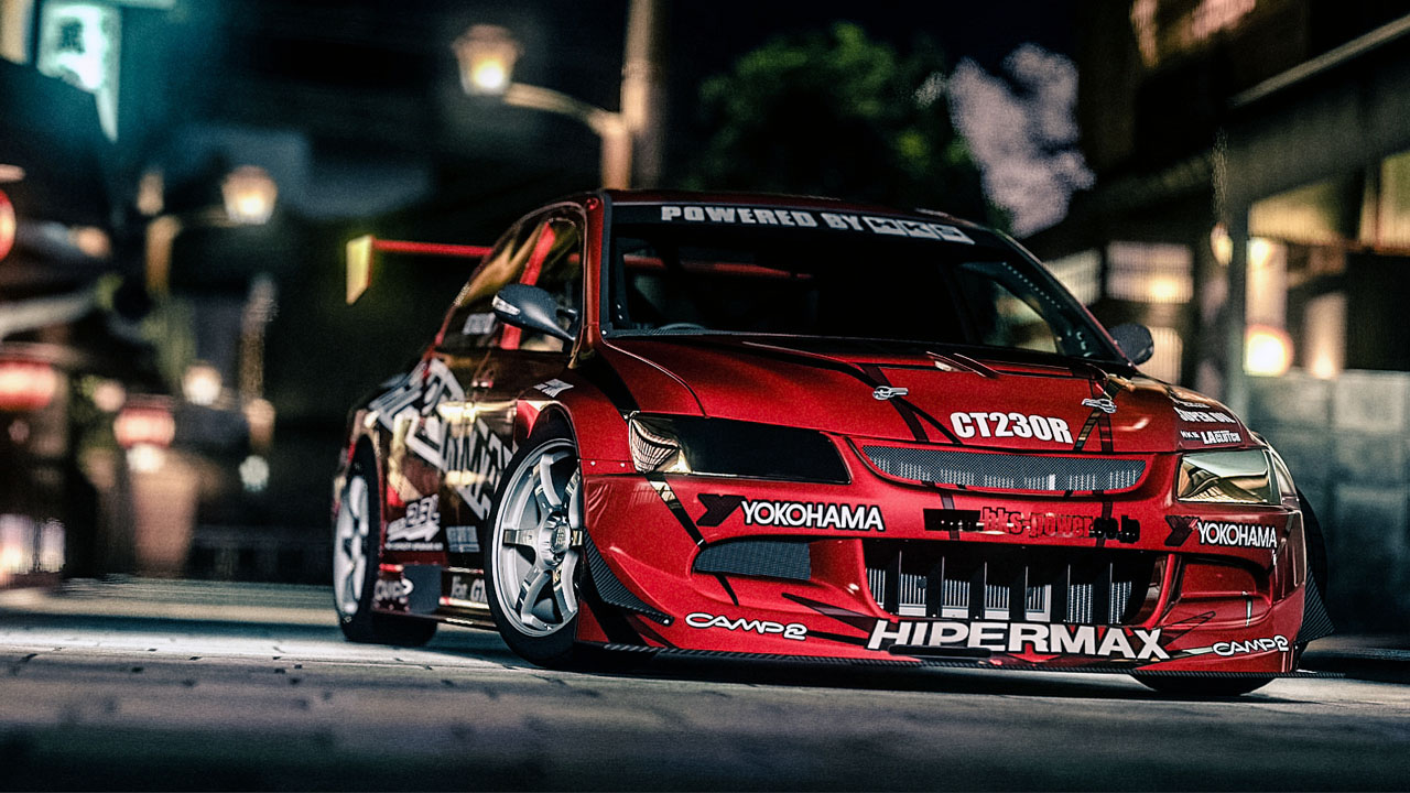 Time Attack HKS CT230R