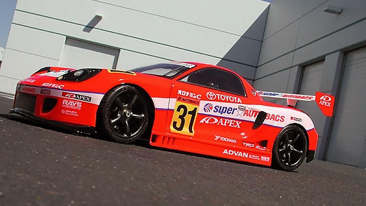 Toyota SUPER AUTOBACS APEX MR-S - 2000