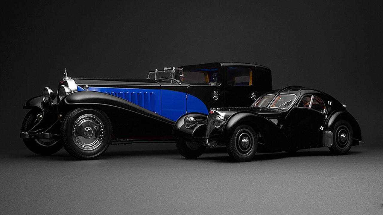 Самые шикарные Bugatti