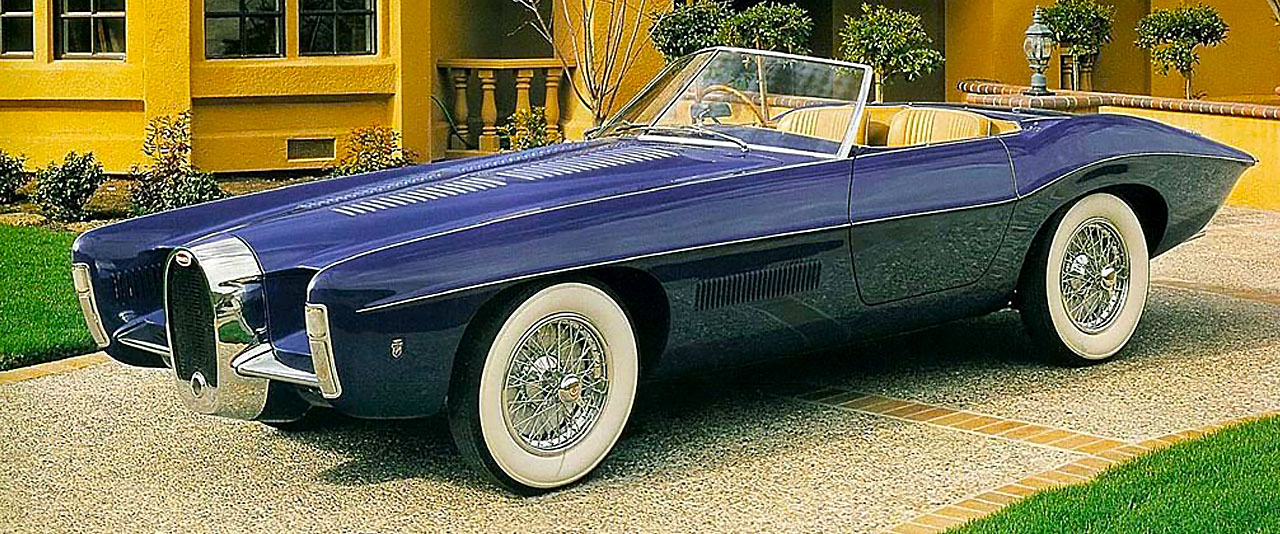 Bugatti Type 101 Ghia