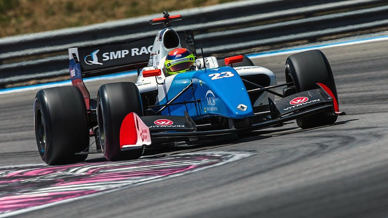 Dallara FR35-12 - Renault