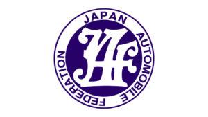 Логотип JAF