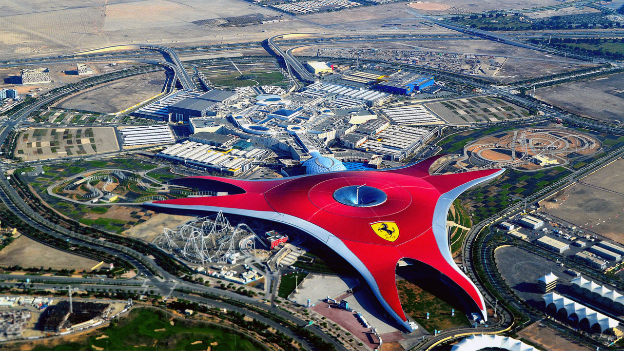 Парк Ferrari World