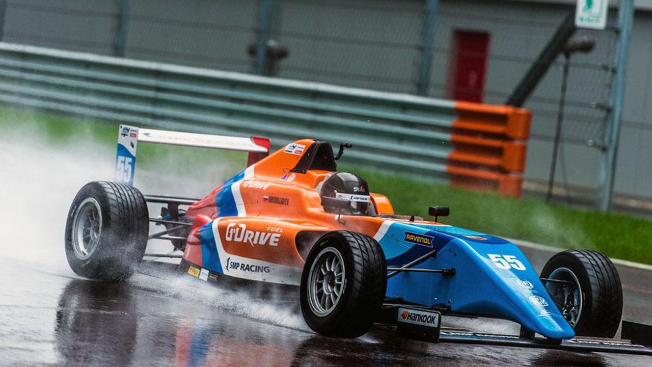 SMP Racing G-drive