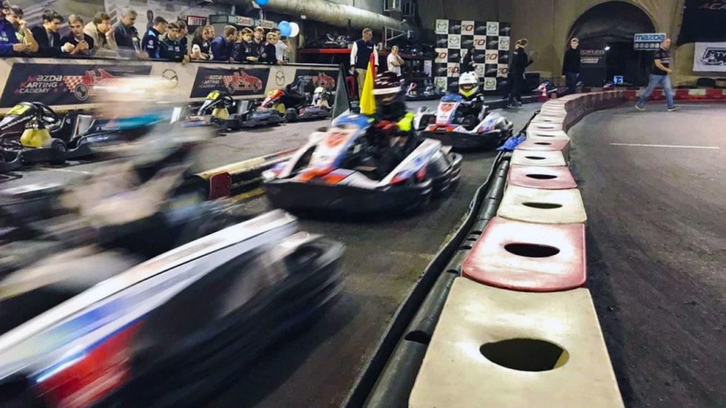Всероссийский картинг турнир SMP Racing