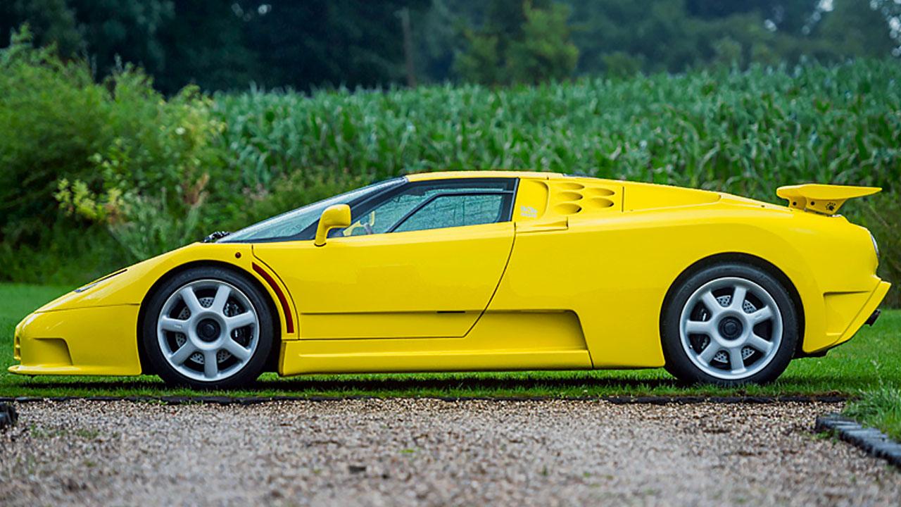 Желтая ЕВ110