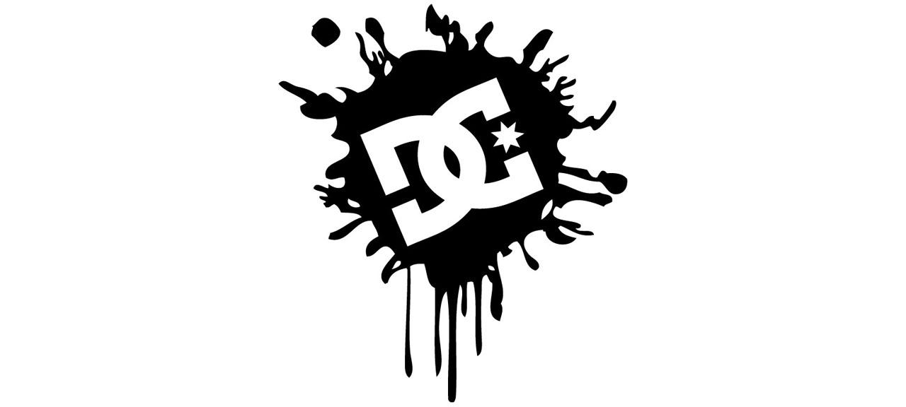 Логотип DC Shoes