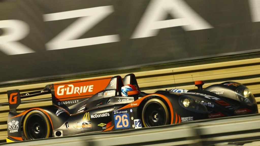 G-Drive Racing Nissan LMP1