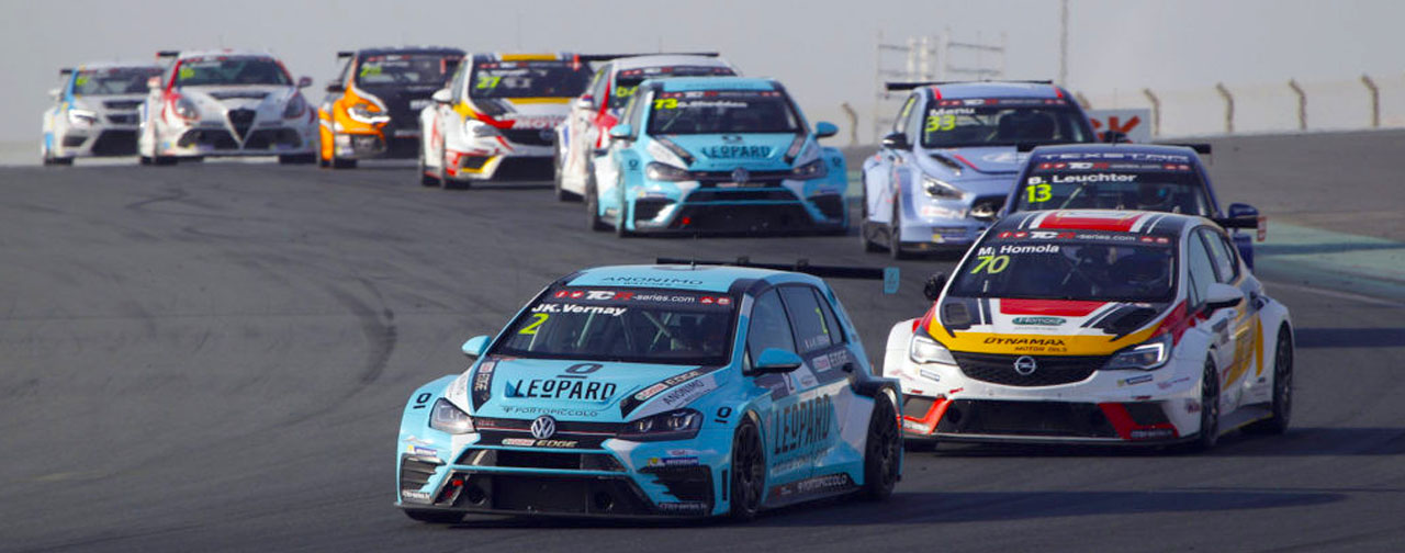Машины WTCR - World Touring Car Cup
