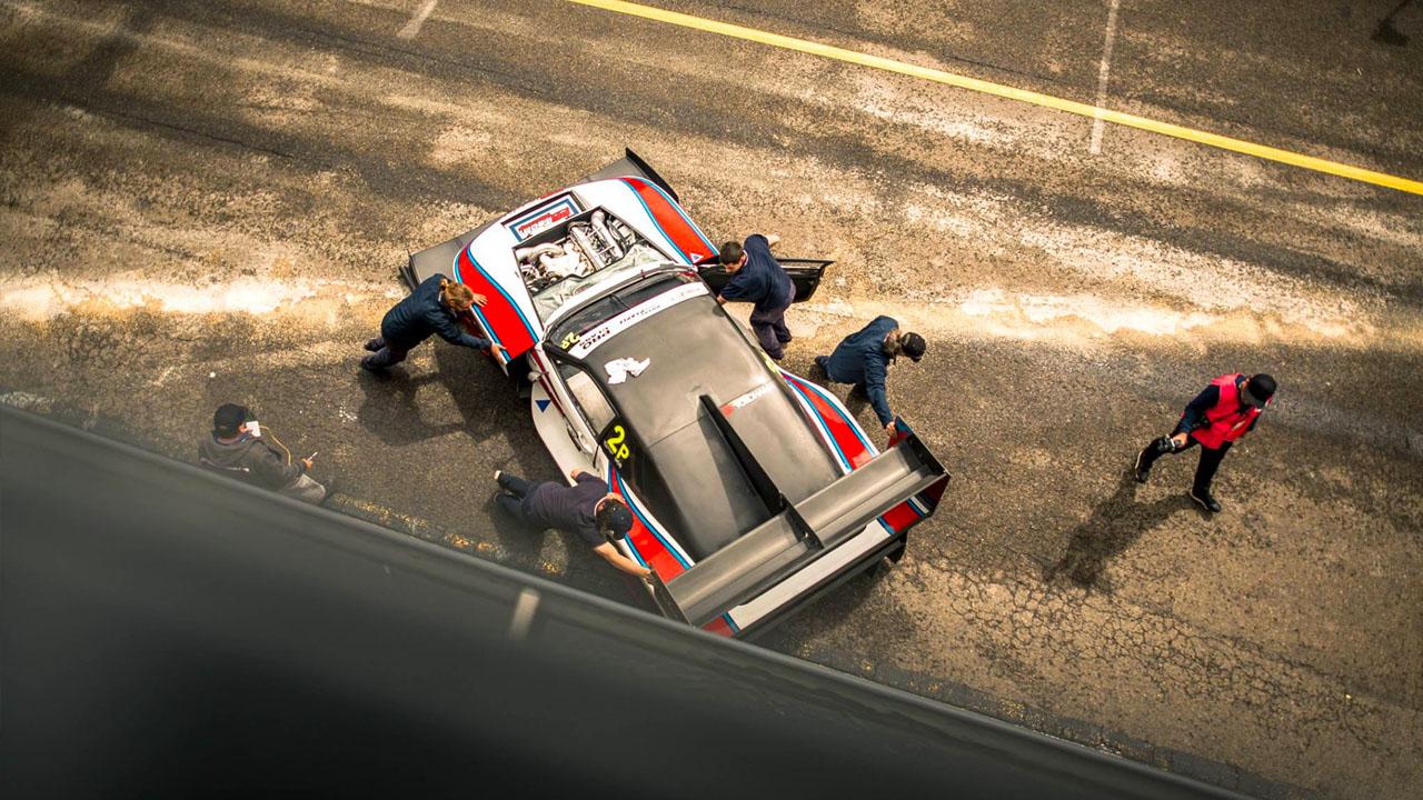 Porsche RP968