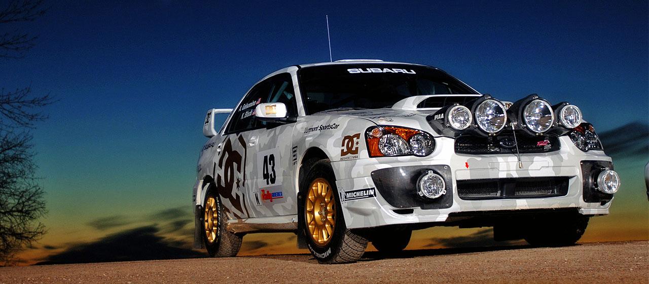 Subaru Impreza DC Vermont SportsCar