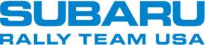 Логотип Subaru Rally Team USA