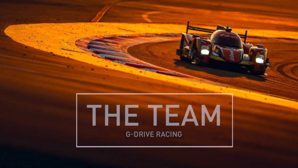 Team G-Drive Racing