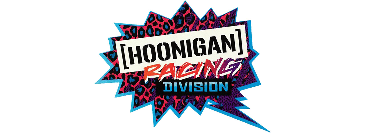Hoonigan Racing Division LOGO BIG