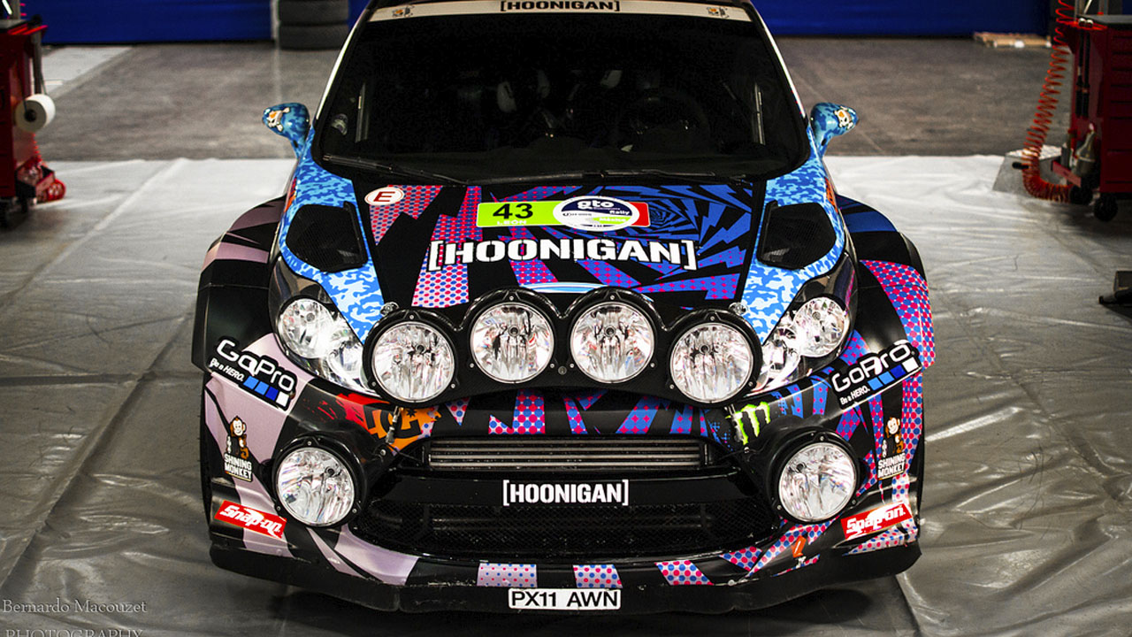 Hoonigan WRC Mexico 2013