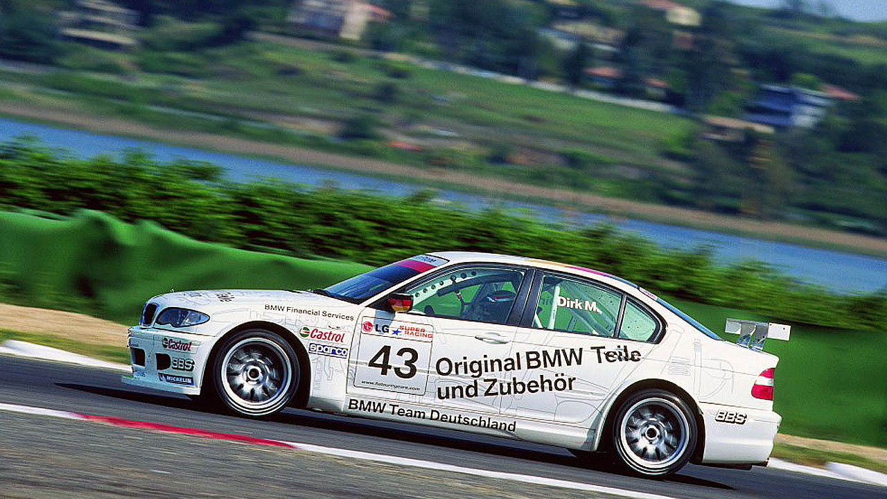 BMW Touring Car