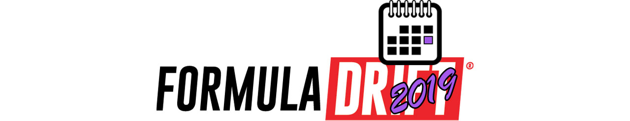 Formula DRIFT BIG LOGO Календаря 2019
