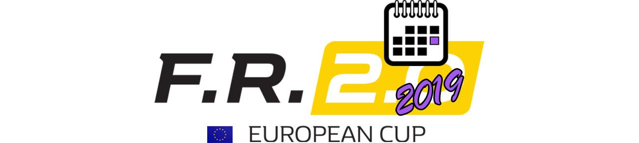 Formula Renault 2.0 Календарь 2019 BIG LOGO