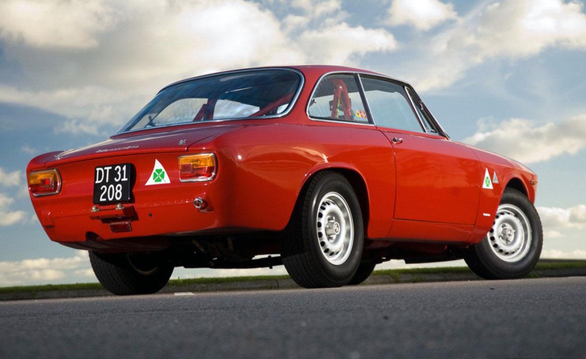 1600 Alfa Romeo Giulia Sprint GTA