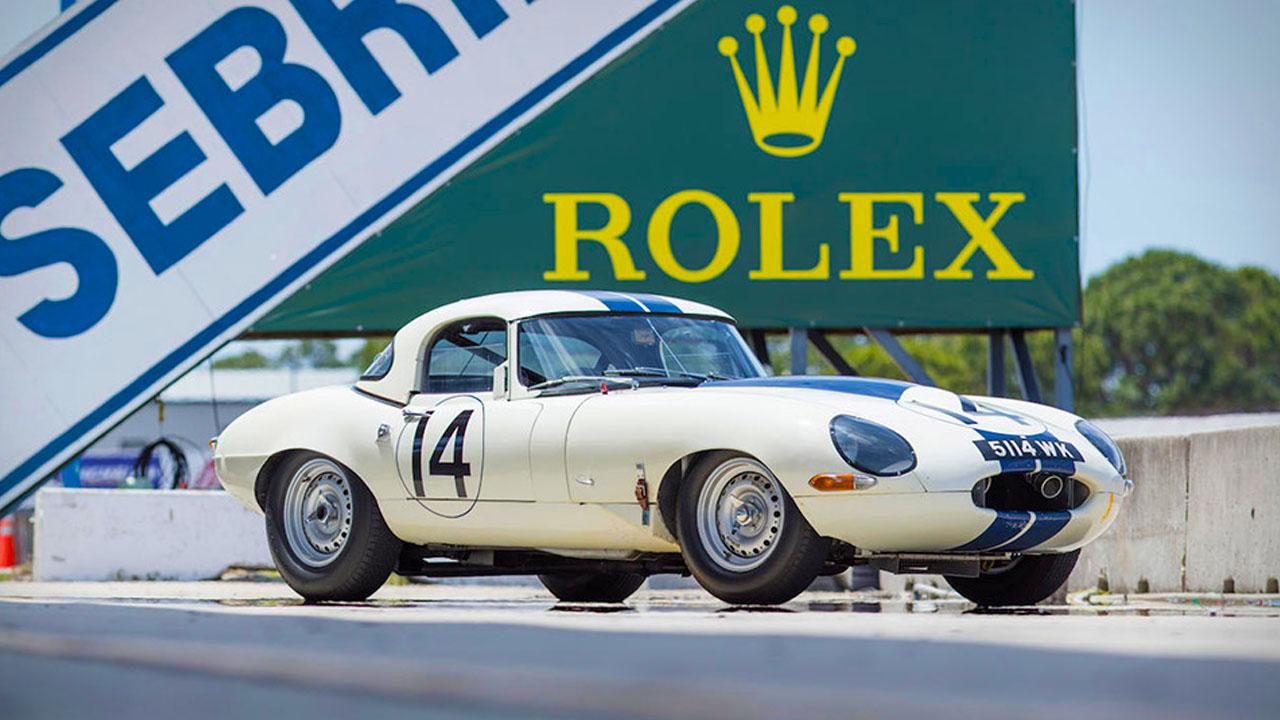 1963 Jaguar E-Type Le Mans