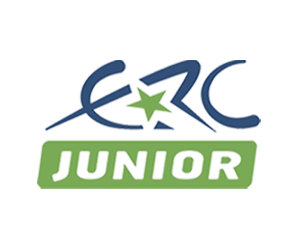FIA ERC JUNIOR mini LOGO
