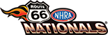 Route 66 NHRA Nationals LOGO 50px