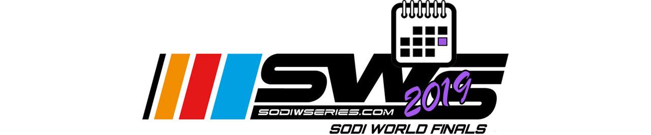 SWS sodi world finals BIG LOGO Календаря 2019