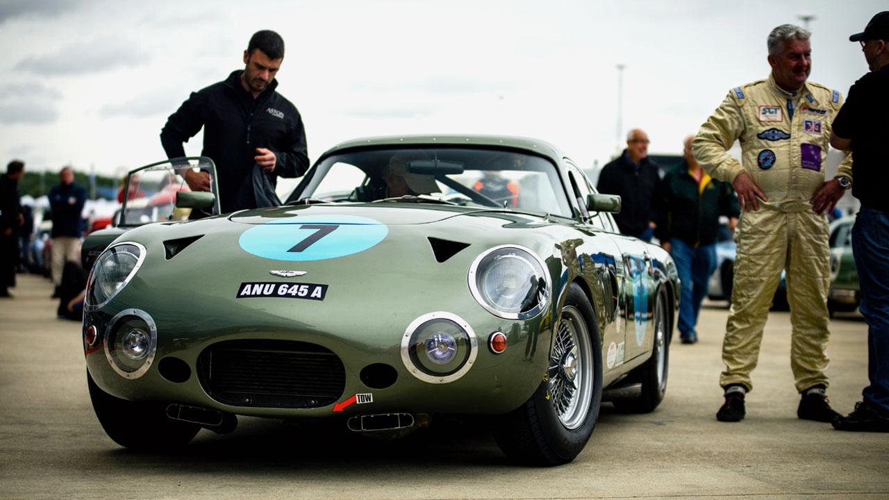 1962 Aston Martin DP214