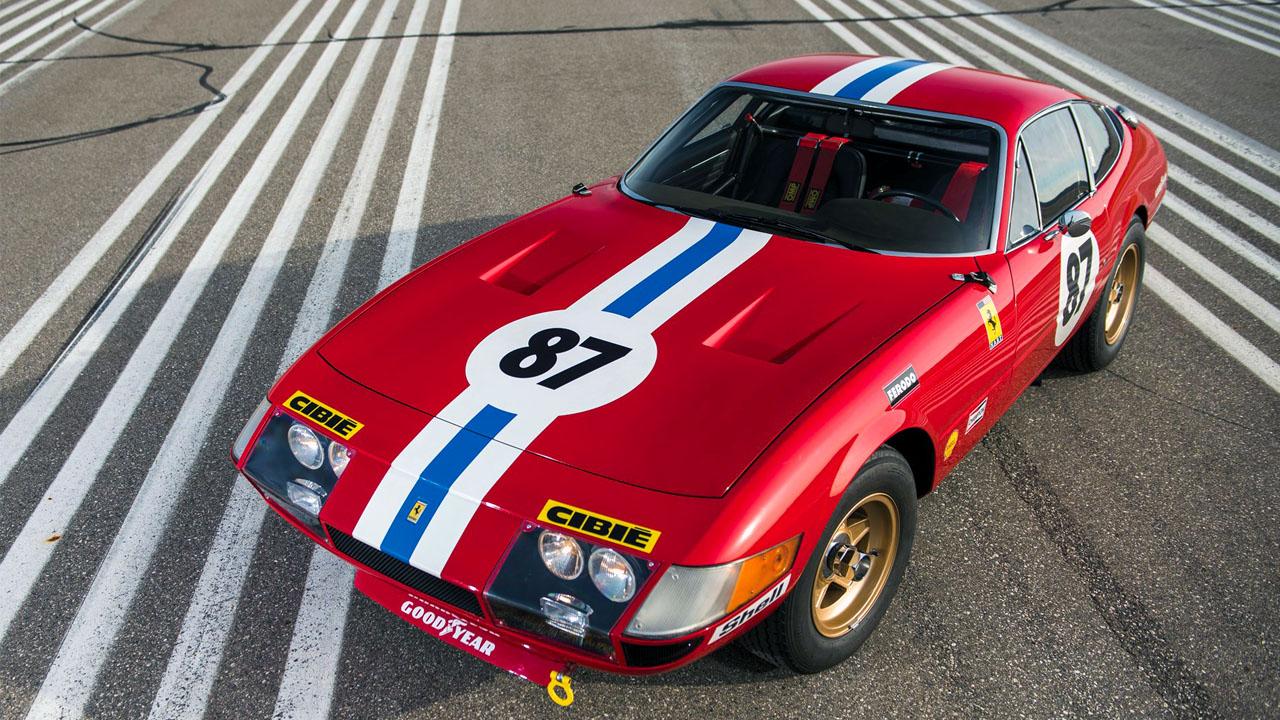 71 Ferrari 365 GTB4 Daytona