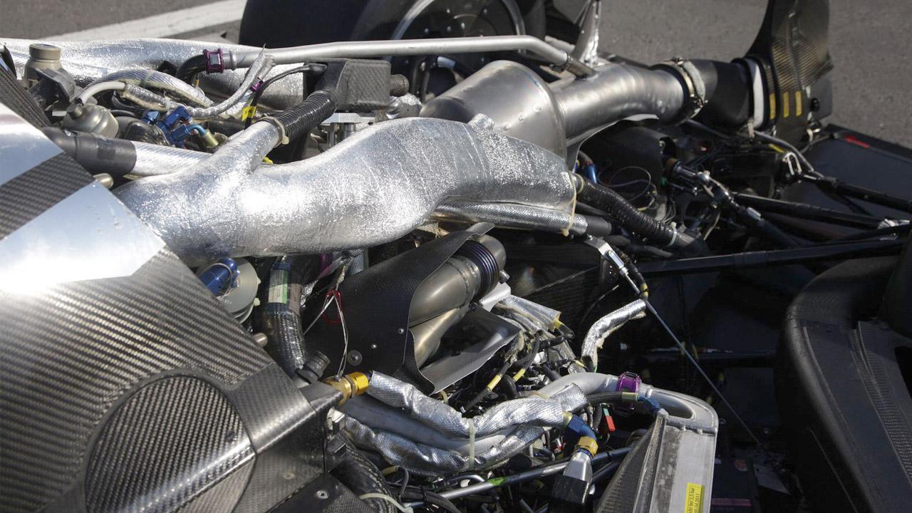 Двигатель R18 TDI 2011