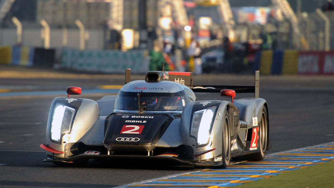 Team Joest Audi R18 TDI
