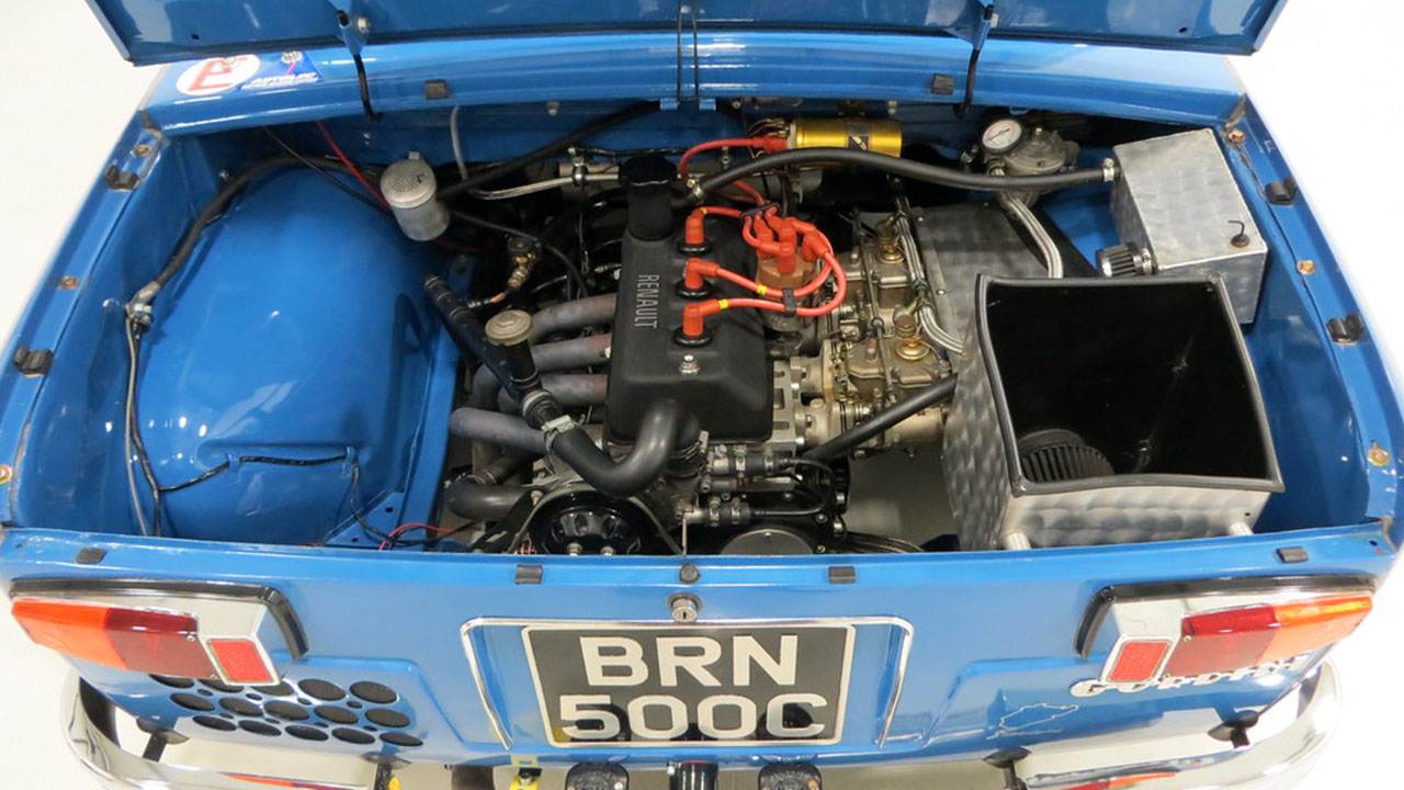 1965 Renault 8 Gordini by KGF