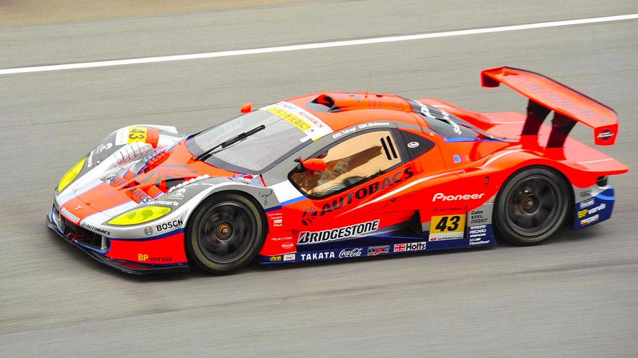 Autobacs Racing Team Aguri 2003