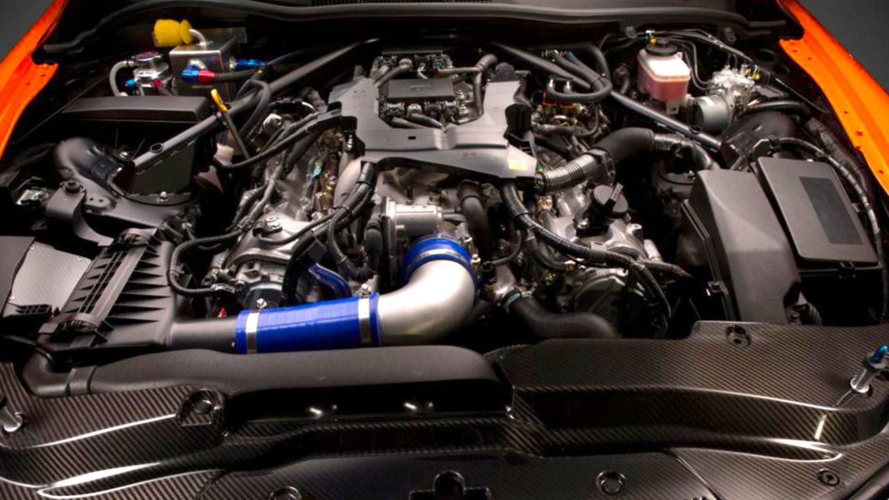 Двигатель CCS-R