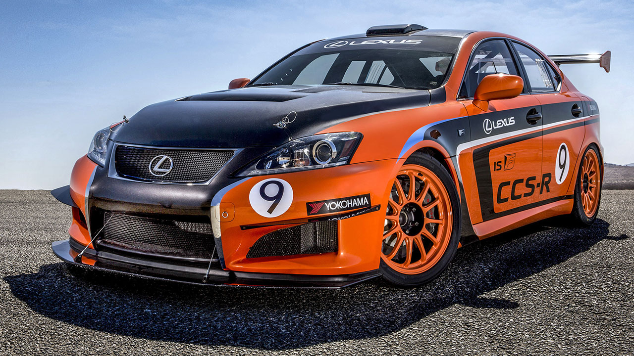 Lexus IS F CCS-R XE20