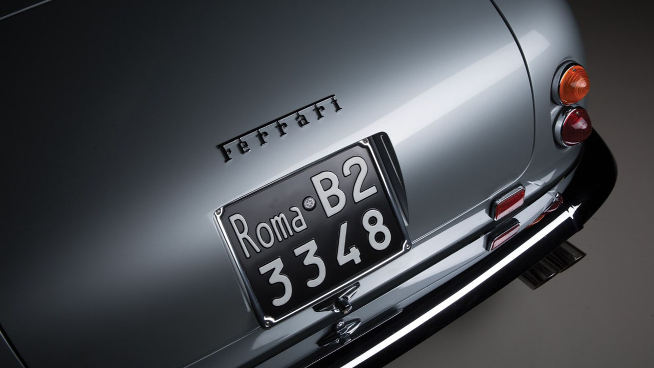 250 GT SWB багажник