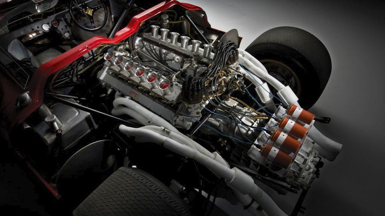 Двигатель 330 P4