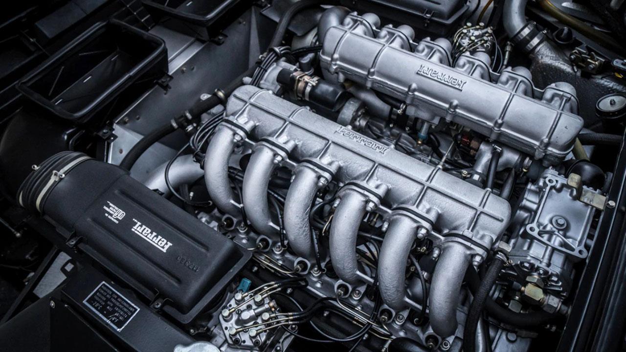 Двигатель 512 BBi