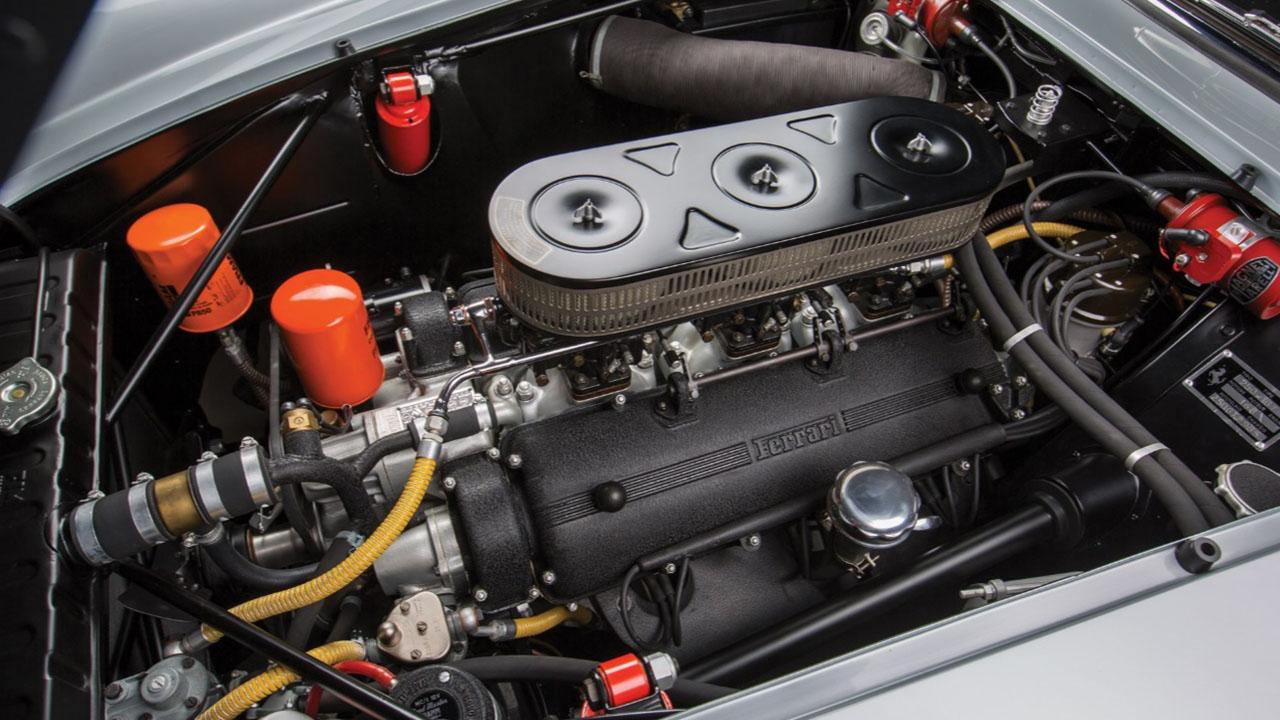 Двигатель Ferrari 250 GT SWB